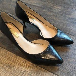 Black Louise et Cie heels